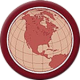 Greater Works Ministries globe icon