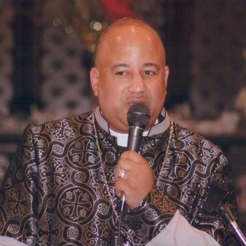 Bishop John E. Williams at GWM, July 6, 2014