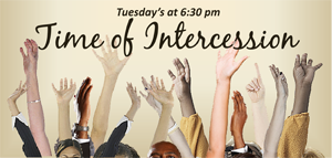 Time of Intercession