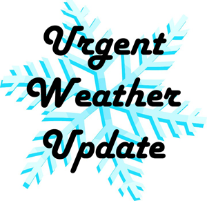 Due to weather conditions All Evening Activities on Tuesday, March 3, 2015 have been cancelled.