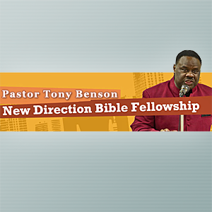 Tony Benson & New Direction Bible Fellowship at GWM, November 15, 2015