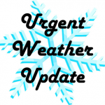 Evening Activities are Cancelled for tonight, January 19, 2016, due to Cold Weather
